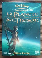Coffret Collector 2 DVD/LIVRE/La Planète au trésor-DISNEY-68-Édition Prestige