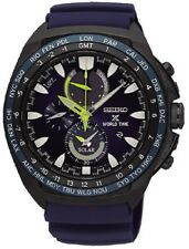 Reloj Seiko ssc571p1 Prospex Mar World Time