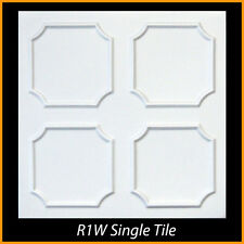 Ceiling Tiles Tin Look 20x20 Styrofoam Lot of 24pcs of R1