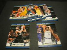 2012/13 Panini NBA Hoops Minnesota Timberwolves Team Set 10 Cards