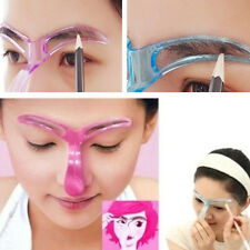Eyebrow Shaper Template Stereo Stencil Shaping Brow Grooming Makeup Tool