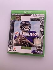 Madden Nfl 21 - Microsoft Xbox One Xbox1 Games Nfl 21