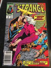 Doctor Strange,Sorcerer Supreme#13 Incredible Condition 9.4(1990)Arkon,Guice Art