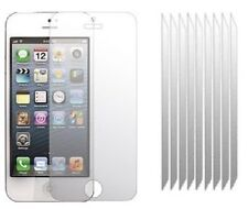 [10 Pack] Ultra Clear Screen Lcd Protector Cover Guards for Apple iPhone 5 & 5S