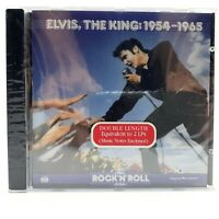 Elvis Presley The King 1954-1965 Time Life Rock N Roll Era CD Brand New Sealed