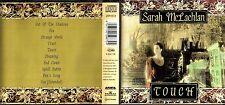 Sarah McLachlan cd album - Touch, excellent condition