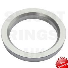 Forgé Aluminium 72.6 - 71.1 Spigot Ring Roue Alliage HUB Centric BMW POUR VIVARO