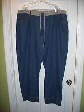 NWT Susan Bristol Plus Size 3W Relax Fit Blue Jeans