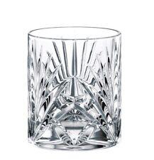 Nachtmann Palais Whisky pur Whiskyglas Whiskeyglas Whiskygläser Glas 6er Set