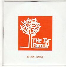 (EO767) The Jar Family, Broken Minded - 2011 DJ CD