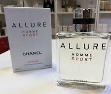 Chanel Allure Homme Sport Cologne Eau de Toilette 100ml/3.4 fl.oz NEW***