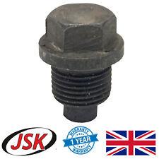 Oil Sump Pan Magnetic Drain Plug Nut for Cummins 6B 6BT 6BTA 4B 4BT DAF 45 55