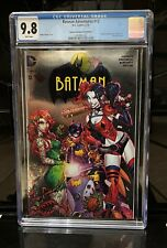 Batman Adventures #12 CGC 9.8 Special Convention Foil Cover