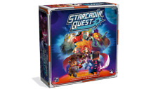 Starcadia Quest Space Marauders pledge + 8 Expansions CMON ALL IN Kickstarter
