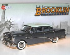Brooklin Models BRK 180a 1954 Buick Special 4-Door Sedan green/grey 1/43 deleted