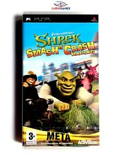 Shrek Smash Crash Racing PSP Playstation Nuevo Precintado Sealed New PAL/SPA