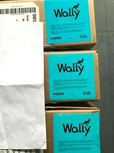 DishNetwork WALLY single-tuner satellite receiver HD Smart receiver Lot of 3 M/R
