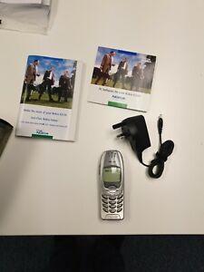 Nokia 6310i Unlocked Mobile Phone - Silver - boxed