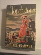 Touchstone by Lillian Janet 1947 Hardcover Good Condition