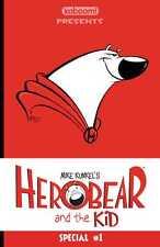 HEROBEAR AND THE KID SPECIAL #1 VF/NM BOOM! MIKE KUNKEL