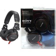 Sony MDR-V55/BR Black Digital DJ Style Foldable Reversible Headphones MDRV55