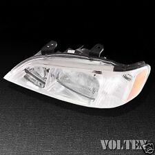 1999-2001 Acura TL Headlight Lamp Clear lens Halogen Driver Left Side