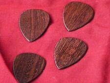 Indian Rosewood guitar mandolin banjo pick picks