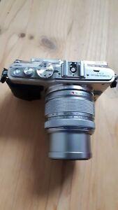 Olympus Pen Pl5 Systemkamera Kit 14-42mm