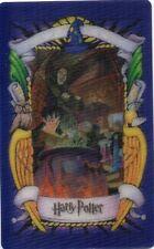 Harry Potter.  Chocolate frog card.  Severus Snape