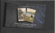 Machin - National Trust Prestige Booklet - DX17 - unmounted mint