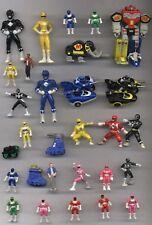 Power Rangers Mini Micro Figures Megazord Playset Parts Lot