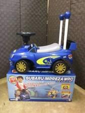 NEW SUBARU IMPREZA WRC Ride-on toy Car for kids F/S japan w/Track