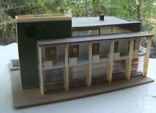 Vollmer 7510 N 1:160 BAHNHOF 50er/60er Jahre - gebaut Rarität