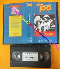 VHS film I DUE ORFANELLI Toto' Mattoli LEGOCART BRAMANTE 90 minuti (F3) no dvd