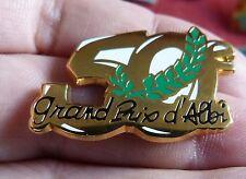 RARE PIN'S COURSE F1 GRAND PRIX D'ALBI 50 EME ARTHUS BERTRAND