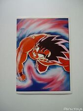 Autocollant Stickers Dragon Ball Z Part 6 N°6 / Panini 2008