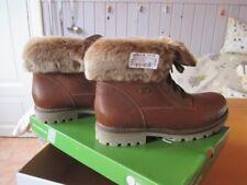 Boots-Stiefel-Winter- gefüttert-Gr. 41 ***N E U***  im Karton. -Lamwolle innen-