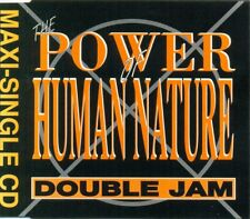DOUBLE JAM - The power of human nature 4TR CDM 1990 HOUSE