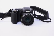 Nikon COOLPIX L810 16.1 MP Digital Camera with 26x Zoom NIKKOR ED Glass Lens EXC