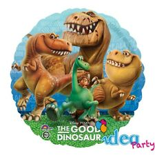 PALLONCINO MYLAR DISNEY ARLO Dinosauro 45cm Addobbi Festa Compleanno bambino