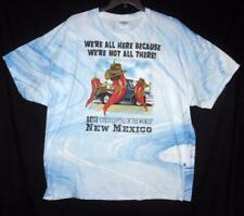 Hatch New Mexico Tie Dye T-Shirt Chile Capital of the World 3XL One-of-a-Kind