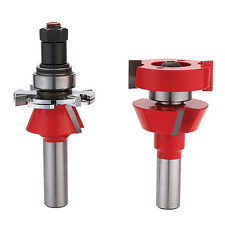 Freud 99-762 22 Degree Adjustable Rail & Stile Router Bit (Shaker Profile)