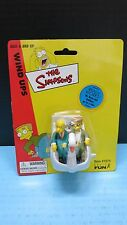 THE SIMPSONS WIND UPS MR BURNS SMITHERS GO FOR A RIDE BASIC FUN #1075 SEALED NEW