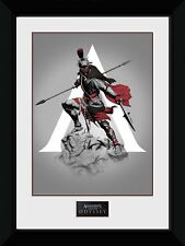 Assassins Creed Odyssey Graphic Framed Print