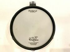 """Roland PD-105 Dual Zone 10"""" Electronic Drum Tom Snare Pad Trigger"""