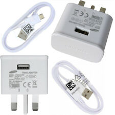 Genuine Samsung Galaxy S4 J5 A3 J1 Ace3 S3 Xcover Note Charger & Micro USB Cable