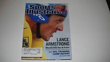 Lance Armstong- 5th Tour de France - 8/4/2003 -Sports illustrated