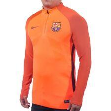 a378da1a Nike Barcelona 17/18 Drill Football Top Sz M New Hyper Crimson 858306 813