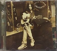 NEIL YOUNG GREATEST HITS CD ALBUM