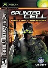 Tom Clancy's Splinter Cell: Pandora Tomorrow for Xbox - Complete